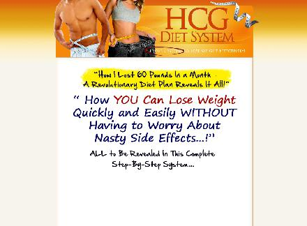 HCG Diet System review