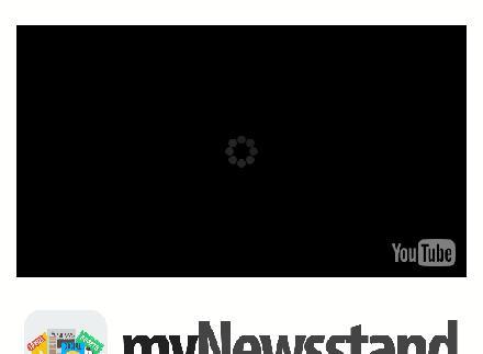 MY NEWSSTAND APP - 50 Apps Developer - White-Label Newsstand App review