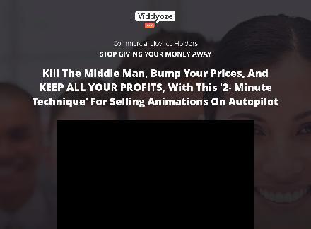 Viddyoze Store review