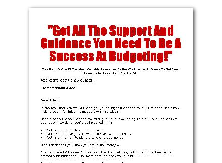 Successful Budgeting review