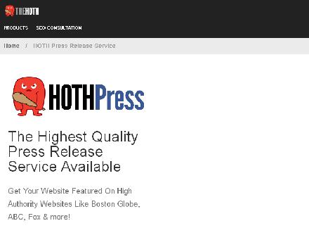 HOTH Press review