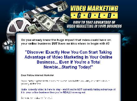 Video Marketing Gold review