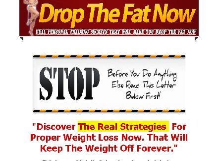 Discover The Real Strategies  For Proper Weight Loss Now. That Will Keep The Weight Off Forever review