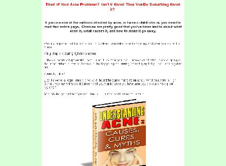 Acne Problems review