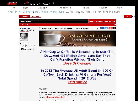 Coffee Connoiseur review
