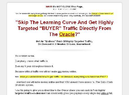 Quick Cash Shortcuts Elite review