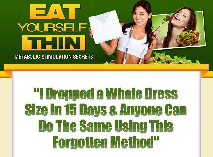 Eat Yourself Thin-Metabolic Stimulation Secrets review