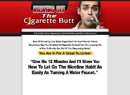 Kicking Off The Cigarette Butt review