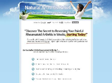 Natural Arthritis Relief review