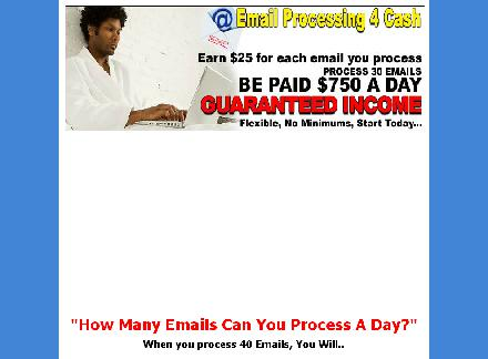 Email Processors Wanted review