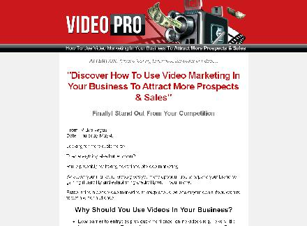 Video Marketing review