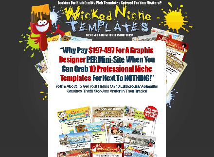 Wicked Niche Templates review