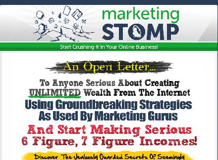 Marketing Stomp review