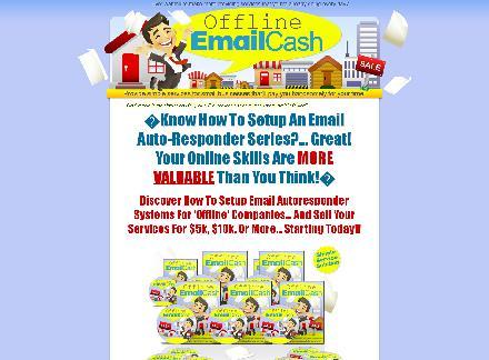 Offline E-mail Cash review