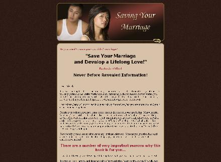 Saving Your Marriage review
