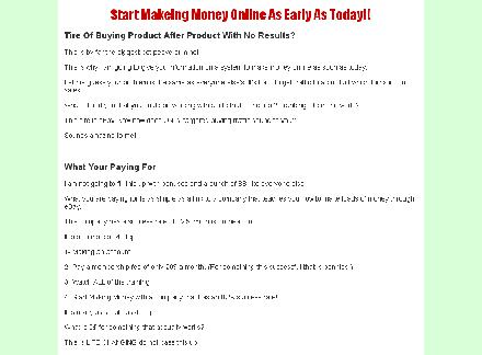 Make Money Online 82% Success Rate! review