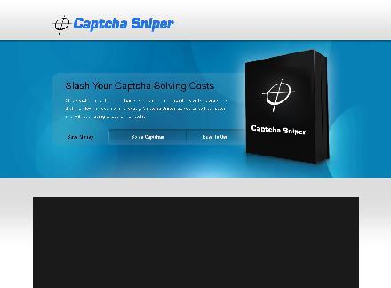 Captcha Sniper review
