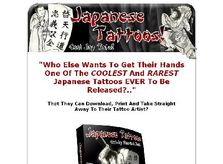 Japanese Tattoos review