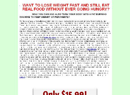 How To Lose Weight Permanently And Safely With High Protein review