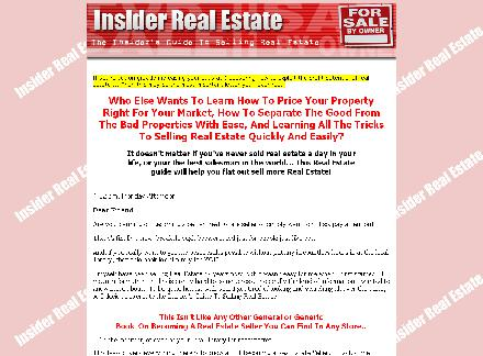 Insider Real Estate review