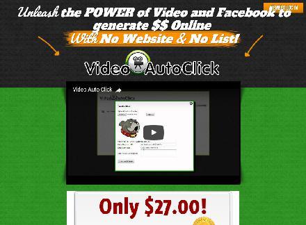 Video Auto Click App review