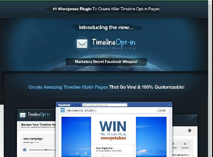 Facebook Timeline Opt-in WP Plugin review