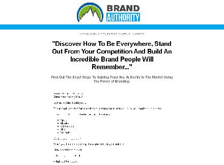 Brand Authority review