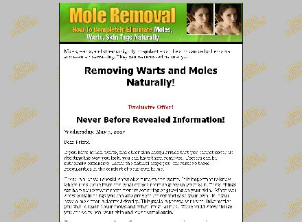 Mole Removal review