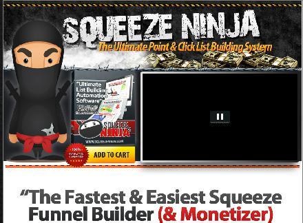 Squeeze Ninja Software review