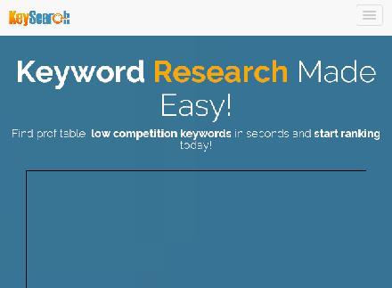 Keysearch Starter review
