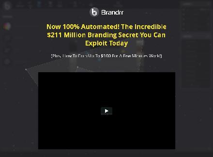 Brandrr Commercial review