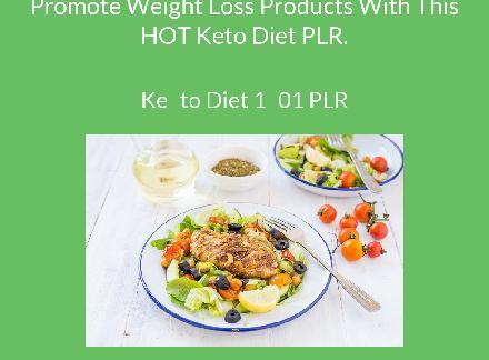 Keto Diet 101 PLR review