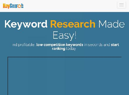 Keysearch Pro Annual review