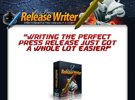 Easy Press Release Writer review