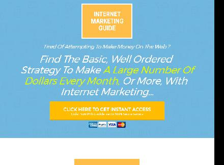 Internet Marketing Guide review