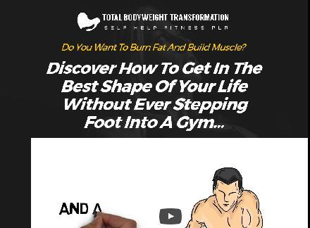 Total Bodyweight Transformation review