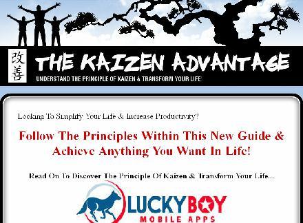 Kaizen Advantage review