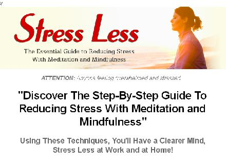 Stress Less review
