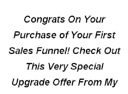 Your First Sales Funnel review