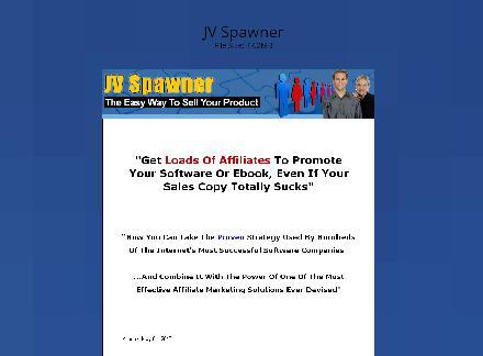 JV Spawner review