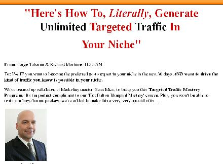 Total Traffic Mastery review