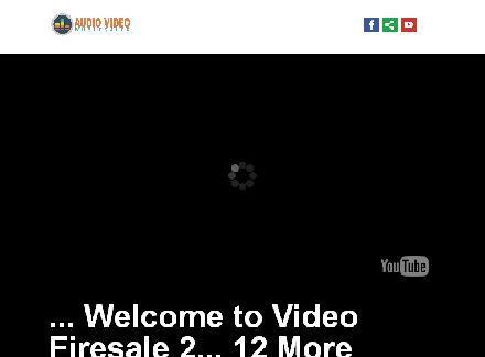 AVW Video Firesale Vol 2 Video Course review