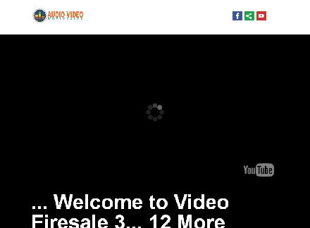 AVW Video Firesale Vol 3 Video Course review