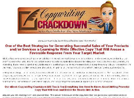 Copywriting Crackdown review