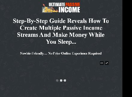 Ultimate Passive Income review