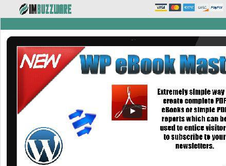 WP eBook Master review