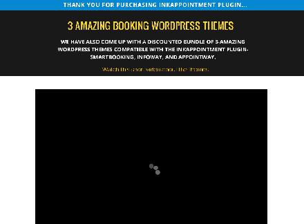 3 Appointment Booking WordPress Themes Bundle OTO2 review