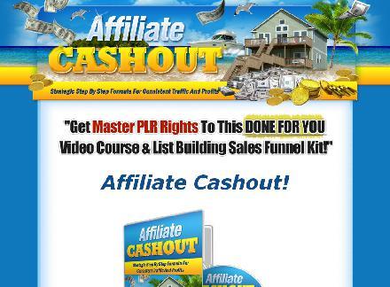 Affiliate Cashout review