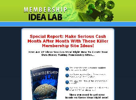 Membership Idea Lab review
