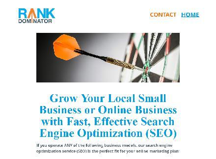 Rank Dominator SEO Service | Search Engine Optimization review